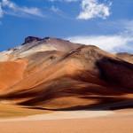 Colors of Altiplano Boliviano Bolivia