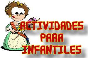 ANTIVIDADES PARA INFANTILES