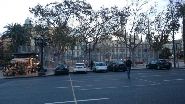 plaza del ayuntamiento de valencia 2105 fallas mascletas pirotecnia