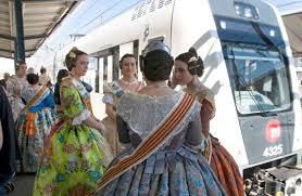 Fallas 2015 Metrovalencia