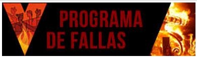 Programa de Fallas de Valencia 2015
