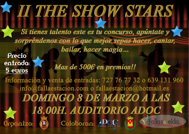 the show stars 2015