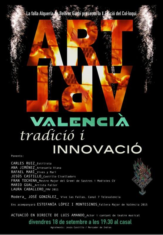ART VALENCIa CREACIo I INNOVACIo