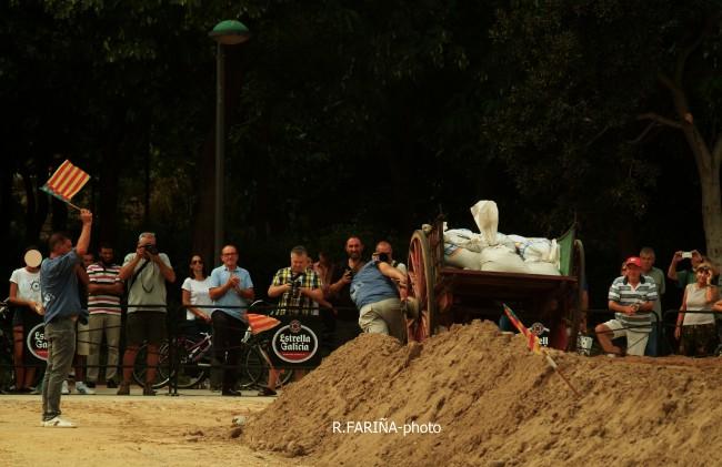 Primeras jornadas del XI Concurso de Tiro y Arrastre Ciudad de Valencia (17)