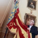 La bandera de Lo Rat Penat presidirá el Te Deum del 9 d'Octubre