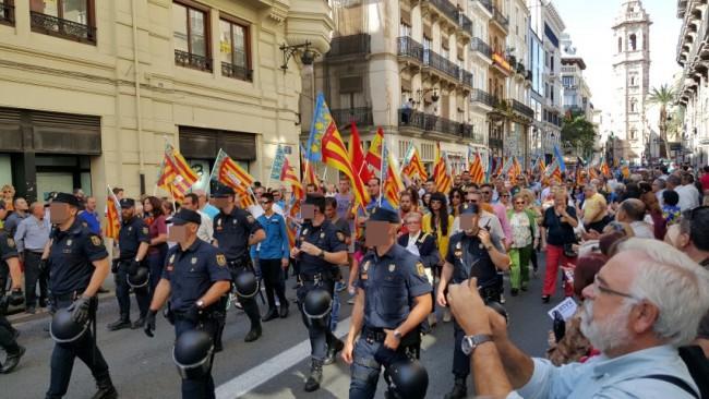 UN 9 DE OCTUBRE ' HISTORICO ' EN VALENCIA