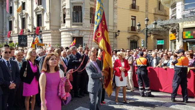 9 octubre procesion civica valencia senyera 20151009_125334 (151) (Small)