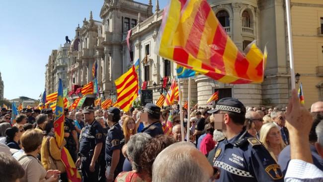 9 octubre procesion civica valencia senyera 20151009_125334 (152) (Small)