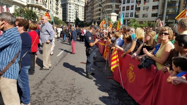 9 octubre procesion civica valencia senyera 20151009_125334 (155) (Small)