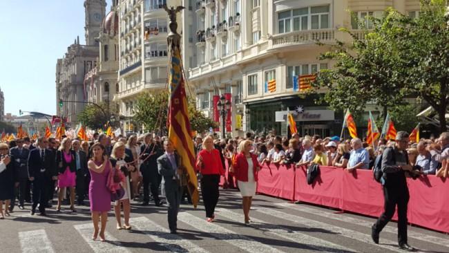 9 octubre procesion civica valencia senyera 20151009_125334 (170) (Small)