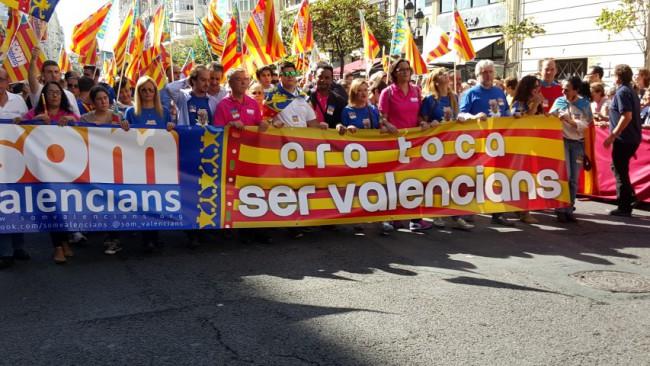 9 octubre procesion civica valencia senyera 20151009_125334 (176) (Small)