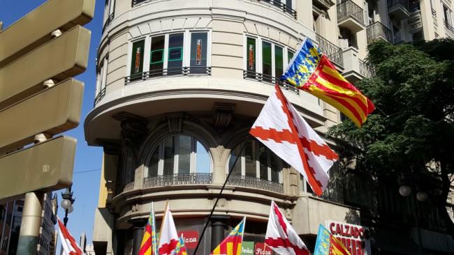 9 octubre procesion civica valencia senyera 20151009_125334 (194) (Small)