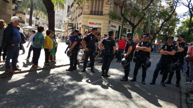 9 octubre procesion civica valencia senyera 20151009_125334 (24) (Small)