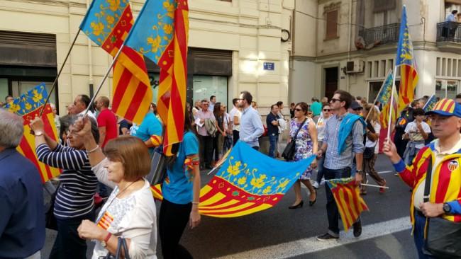 9 octubre procesion civica valencia senyera 20151009_125334 (6) (Small)