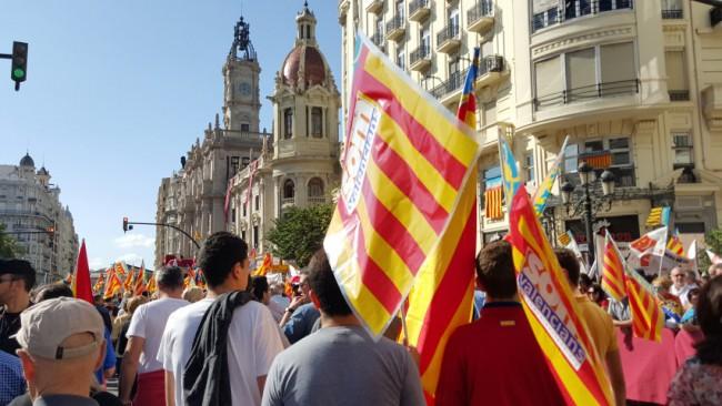 9 octubre procesion civica valencia senyera 20151009_125334 (87) (Small)