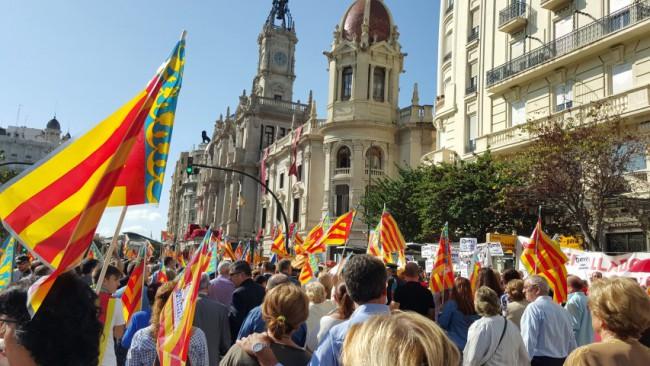 9 octubre procesion civica valencia senyera 20151009_125334 (89) (Small)