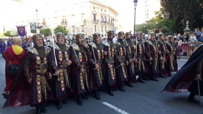 XII entrada de moros y cristianos en Valencia (29) (Small)
