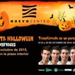 Fiesta anual de disfraces: Halloween 2015 en Nuevo Centro
