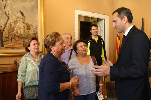 Celebración 9 de octubre Diputación de Alicante