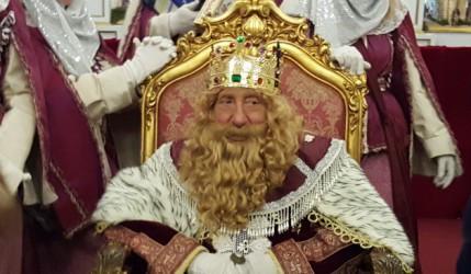 Una cabarlgata de Reyes de Valencia desangelada y sosa