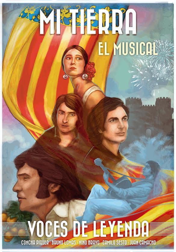 Estreno de mi tierra, voces de leyenda en el Ateneo Mercantil de Valencia